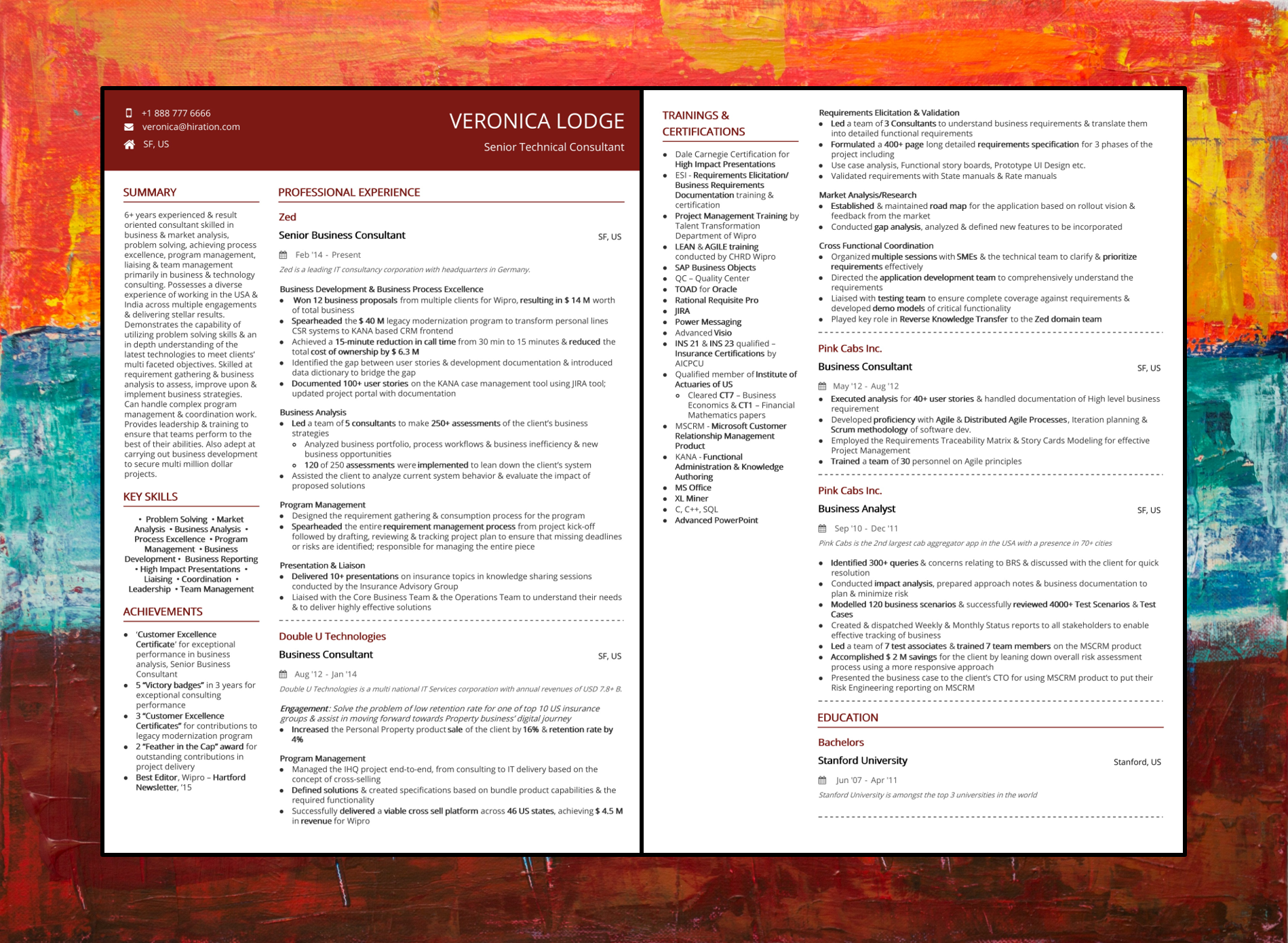 technical-resume-sample-2