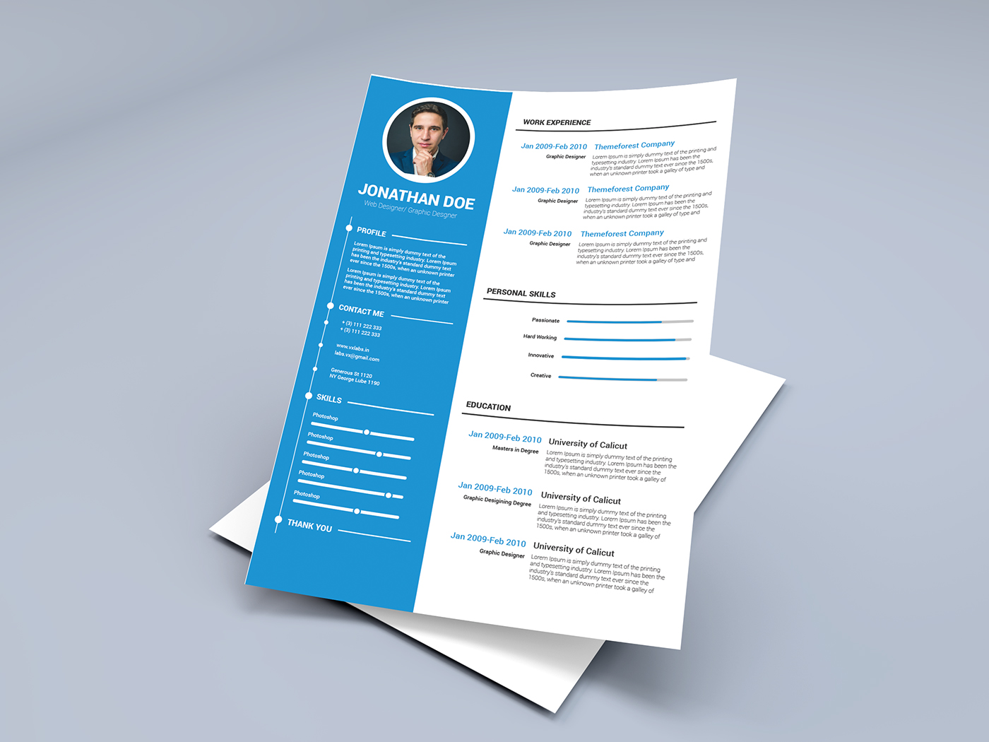ms word resume templates  2019 list of 10  templates  free