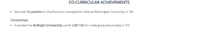 C-C-Achievements