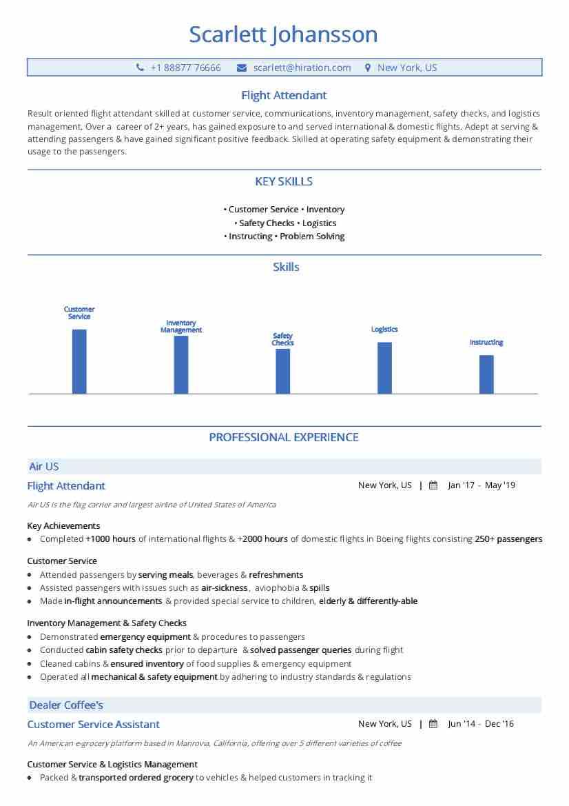 miscellaneous resume examples  u0026 resume samples  2020