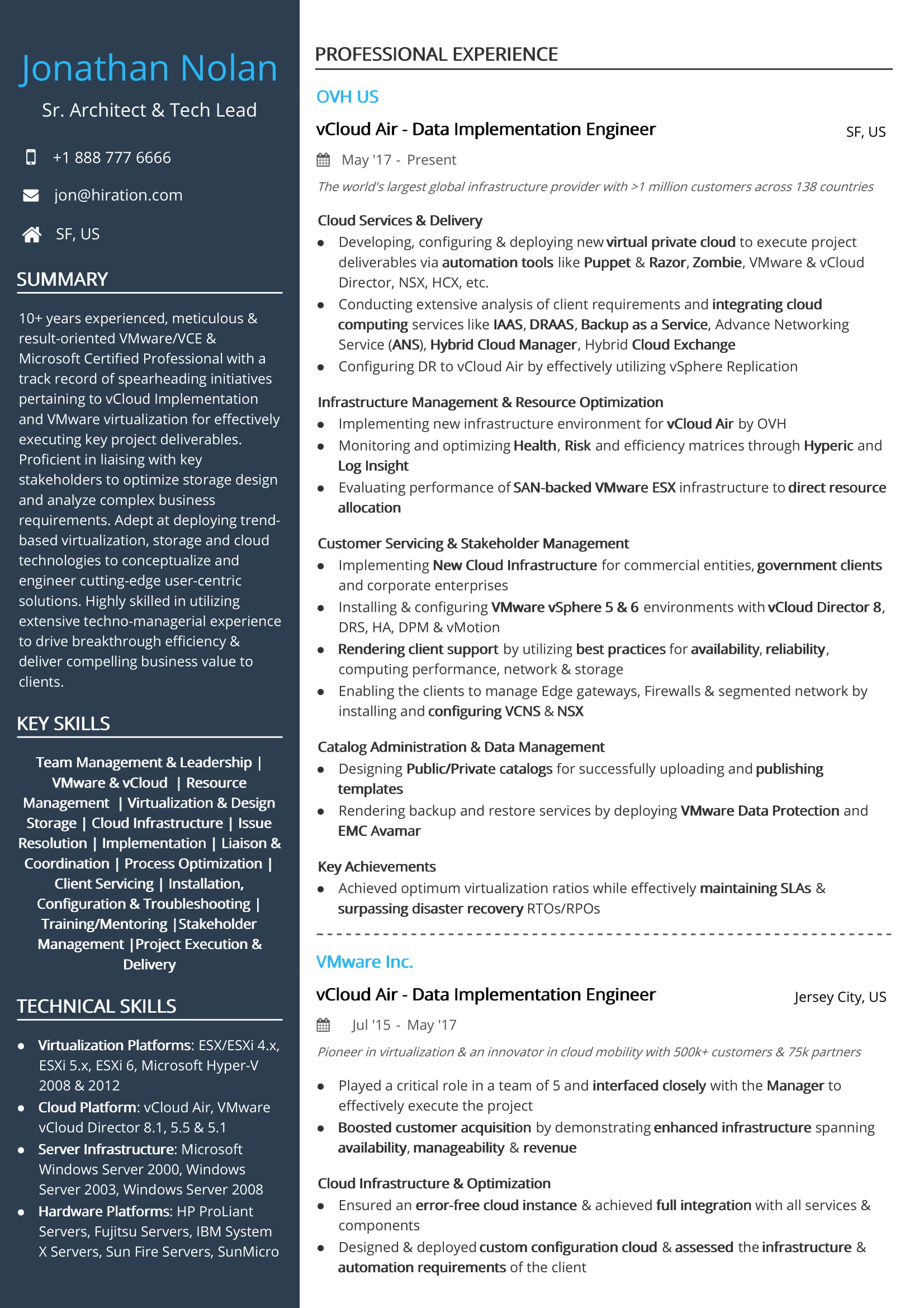technology resume examples  u0026 resume samples  2020
