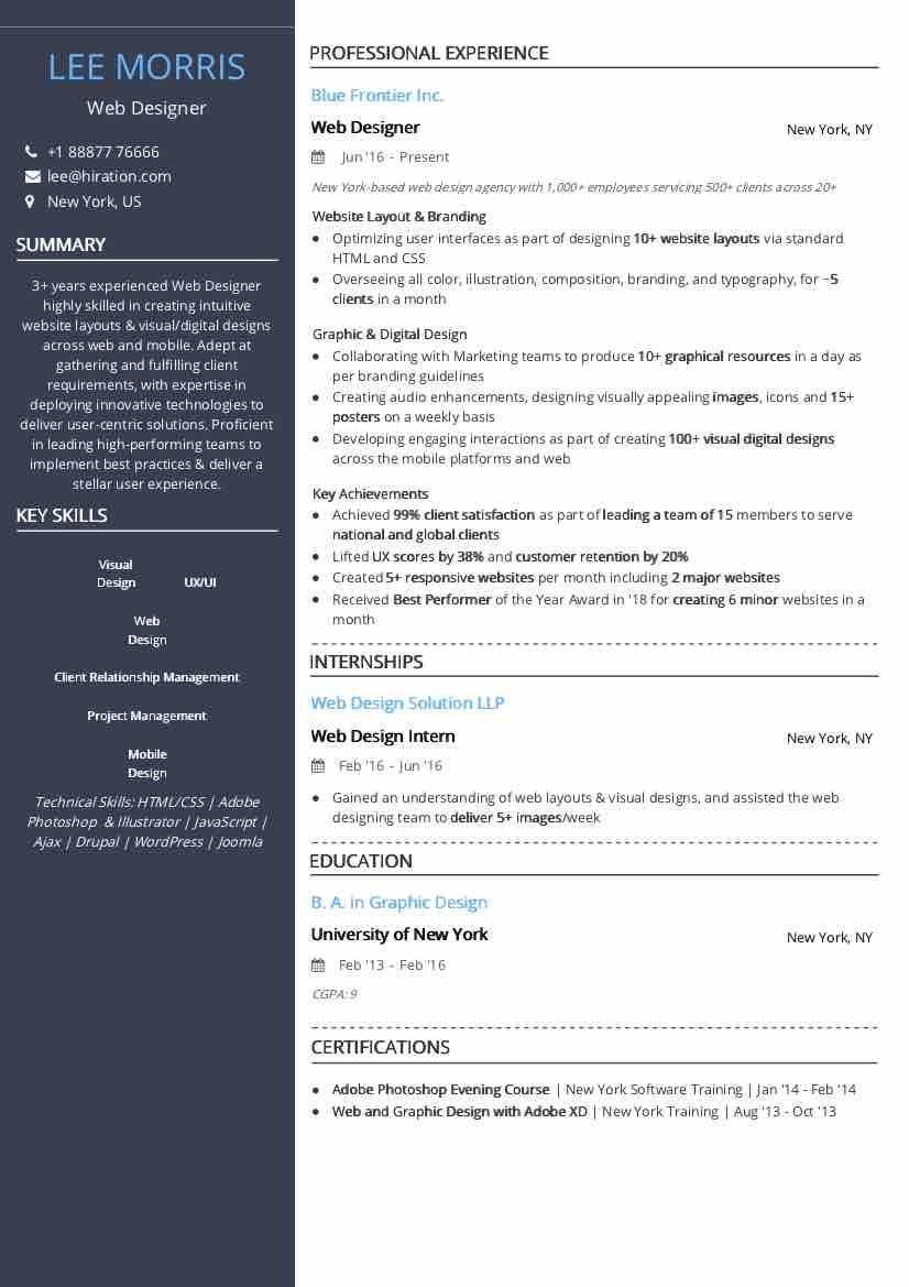 technology resume examples  u0026 resume samples  2020